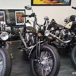 ATS Motorcycles : des occasions d'exception...