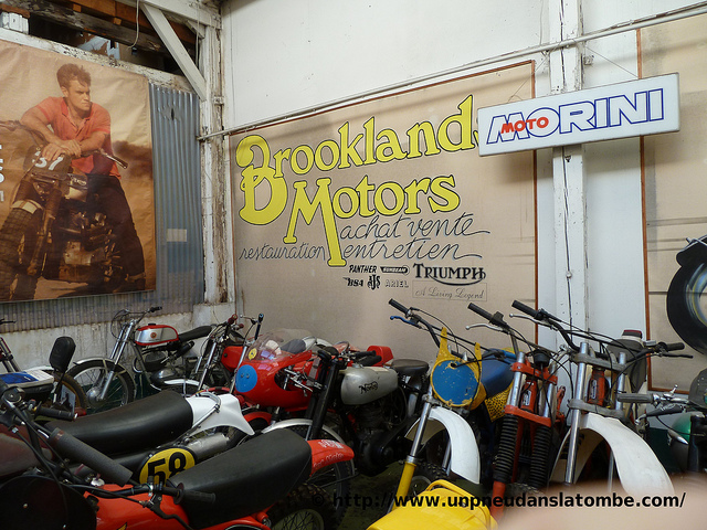 Brooklands Classic : plus qu'un bouclard, presque un musée...