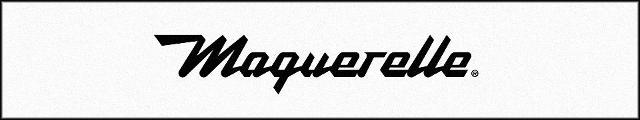 Le logo de Maquerelle.