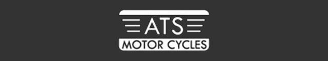 Le logo de ATS Motorcycles.