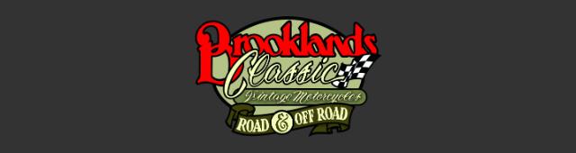 Le logo de Brooklands Classic.
