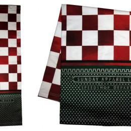 Sunday Speedshop : Oh les beaux scarfs de motorfreakers !