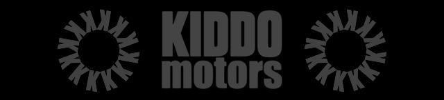 Le logo de Kiddo Motors.