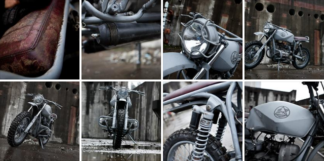 Ural Solo sT by Icon.