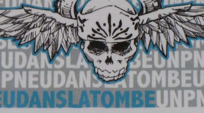 "Nouveau t-shirt UPDLT : ""L'Ersatz"" by Julien Lecointe."