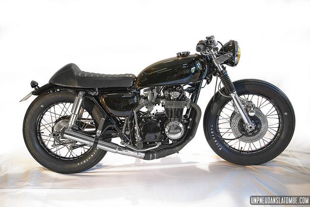 pure motorcycles nous revient avec une nouvelle honda cb. Black Bedroom Furniture Sets. Home Design Ideas