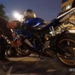 Souvenir d'une soirée Belgaz - True Biker Spirit.