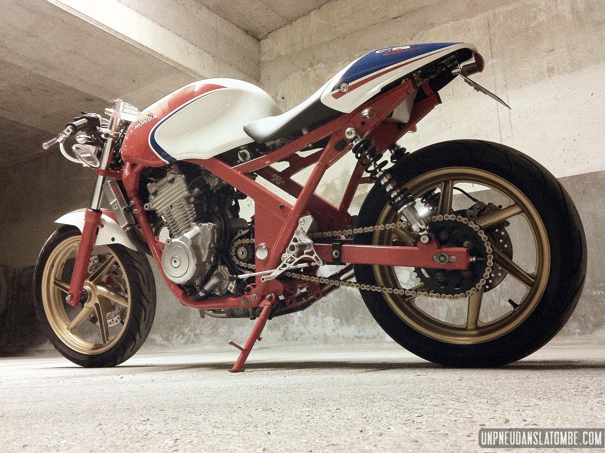 Selle Pour Honda Cbf Cafe Racer
