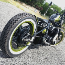 La Honda CB 750 KZ de Greg...
