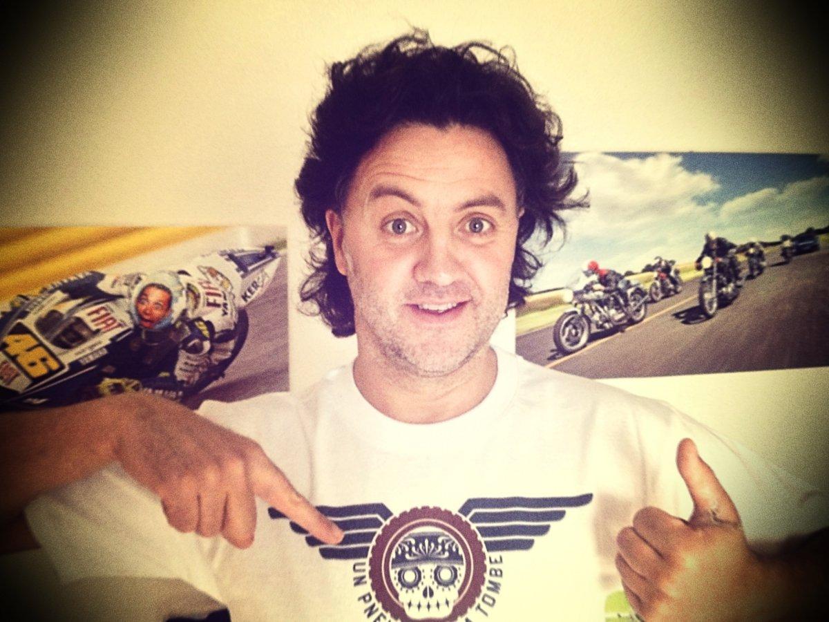 Laurent Cochet, personnalité UPDLT de l'année 2012 !