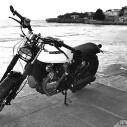 La Honda CX 500 de Damz...