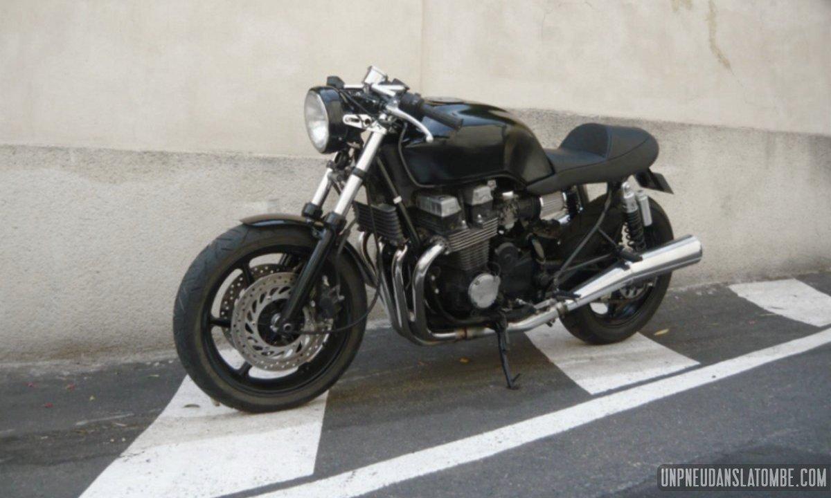 La Honda CB 750 Seven Fifty de Seb...