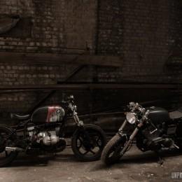 La Harley-Davidson 883 Sportster de Jérôme... Un méchant cafra !