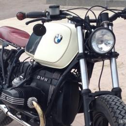La BMW R65 de Fred...
