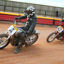Des nouvelles de Chatokhine et des National Dirt Track Championships...