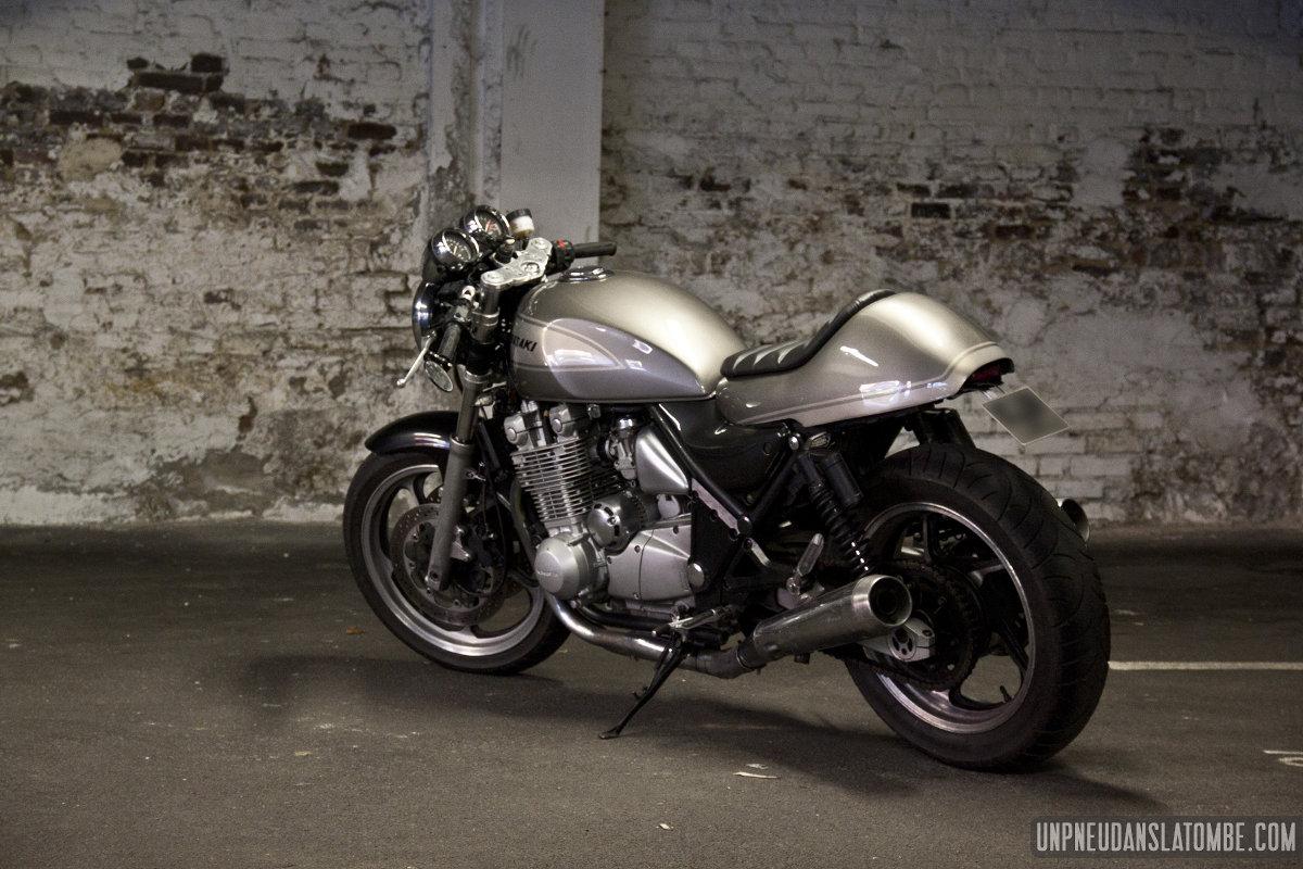 la Kawasaki 1100 Zephyr de