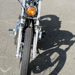 Yamaha XS 650 custom by Purple Pantera... Japan style!