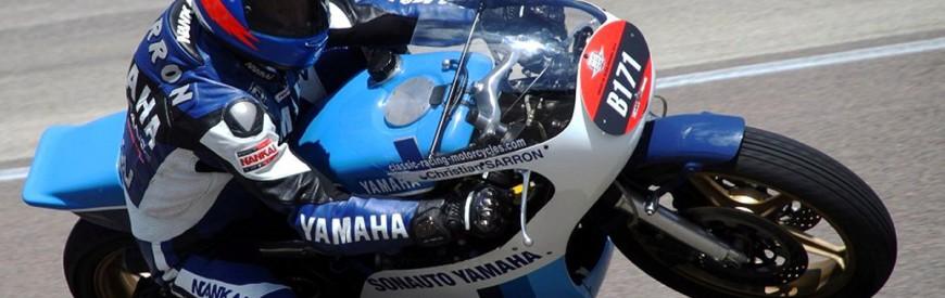 Coupes Moto Légende 2014 : les gloires des GP d'antan à l'honneur !