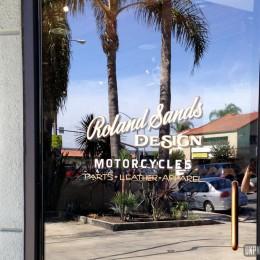 Roland Sands Design, le QG californien en images...