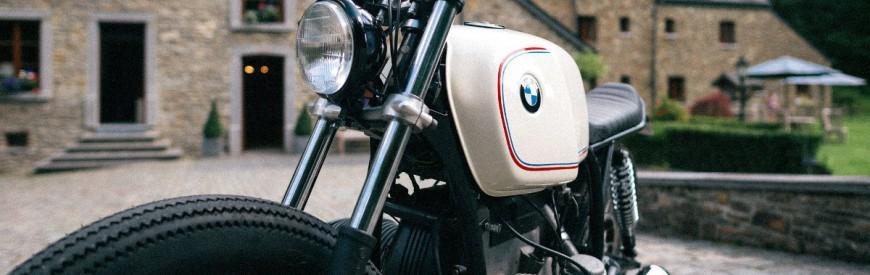BMW R80S by Zombie Customs : une transfo en hommage à la 2002 Turbo...