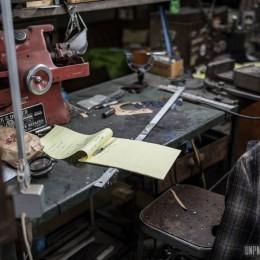 Chabott Engineering, ou l'antre du sorcier Shinya Kimura...