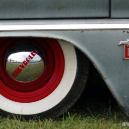 European Hot Rod & Custow Show 2014 : Chimay sous la drache !