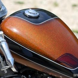 La Honda 600 Shadow de Sébastien...