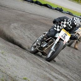 National Dirt Track Championships : imbattable Frank Chatokhine ?