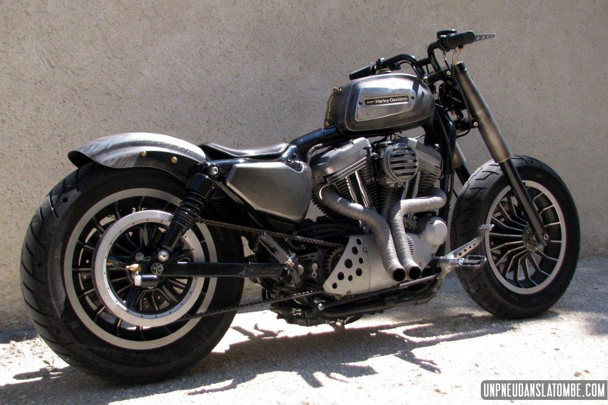 phare avant harley davidson id es d 39 image de moto. Black Bedroom Furniture Sets. Home Design Ideas