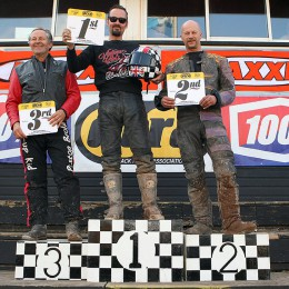 National Dirt Track Championships : Frank Chatokhine champion !