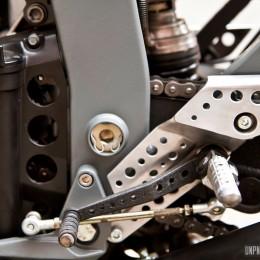 La Triumph Daytona 1000 de Kruz Company... C'est du brutal !