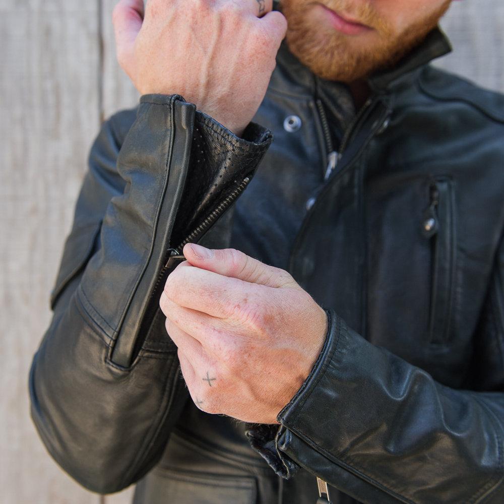 Testée pour vous: la veste moto Roland Sands Domino...