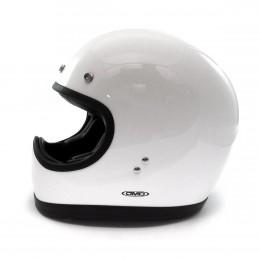 Testé pour vous : le casque intégral vintage et homologué DMD Racer...