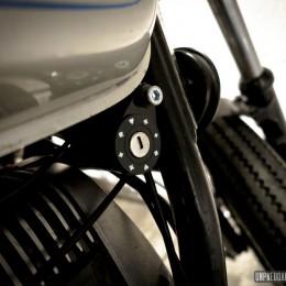 BMW R80 RT custom : les Nantais de Forge frappent fort d'entrée de jeu !