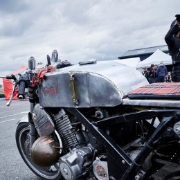 Iron Bikers 2015 : les belles images d'Aurore de Bettignies...