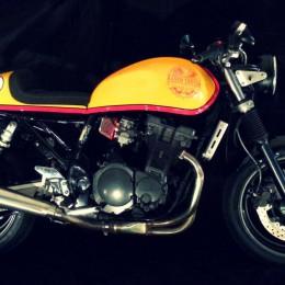 Suzuki 750 Inazuma cafe-racer : Raspo Concept remet le couvert...