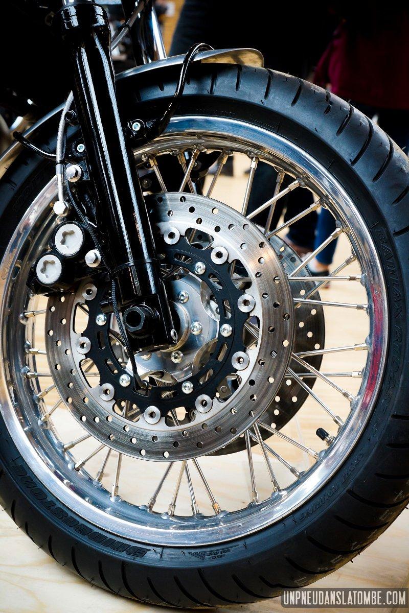 Yamaha 1300 Xjr Cafe Racer La Plus Belle De Quot Sur Les