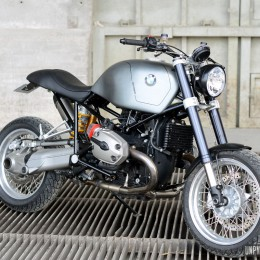 BMW HP2 Megamoto by Motorieep : boxer haute performance !