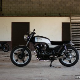 Honda CB 750 KZ custom : la 10ème des FrenchMonkeys...