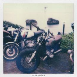 Wheels & Waves 2015, vu de l'intérieur et à travers un Polaroid !
