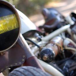 Dniepr 650 bobber : un side-car steampunk estampillé GSSS !