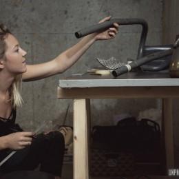 La Terrot 100 MT1 1950 de Zoé : cambouis & féminité !