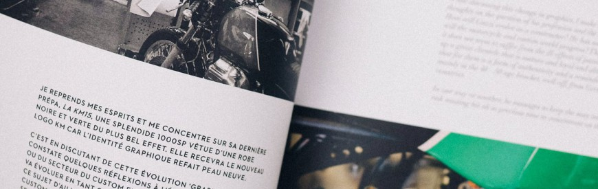 Motorcycle Cities #1 - Hamburg : à mettre d'urgence dans votre bibliothèque !