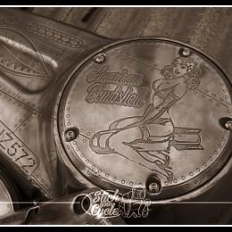 """""""Stick your cycle"""" : la gravure chimique au service du custom !"""
