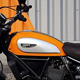 Essai de la Ducati Scrambler Classic 803 cc : un bon gros jouet !
