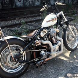 Father & Son Motorcycles : 2 générations dévouées au custom...