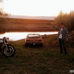 Garnier Motorcycles : un atelier qui fait des heureux...