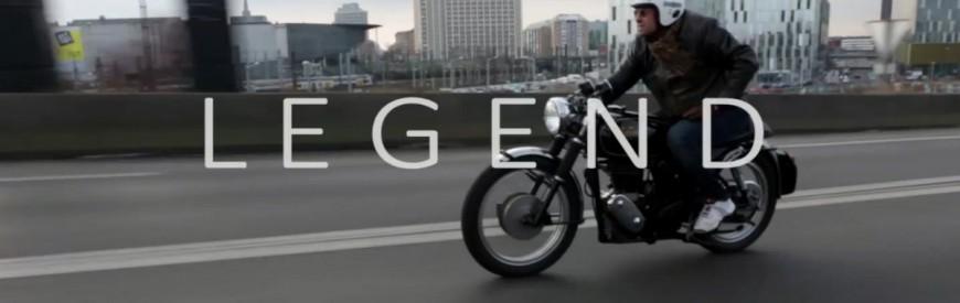 Legend Motors : pourquoi roule-t-on ? En voilà une question !