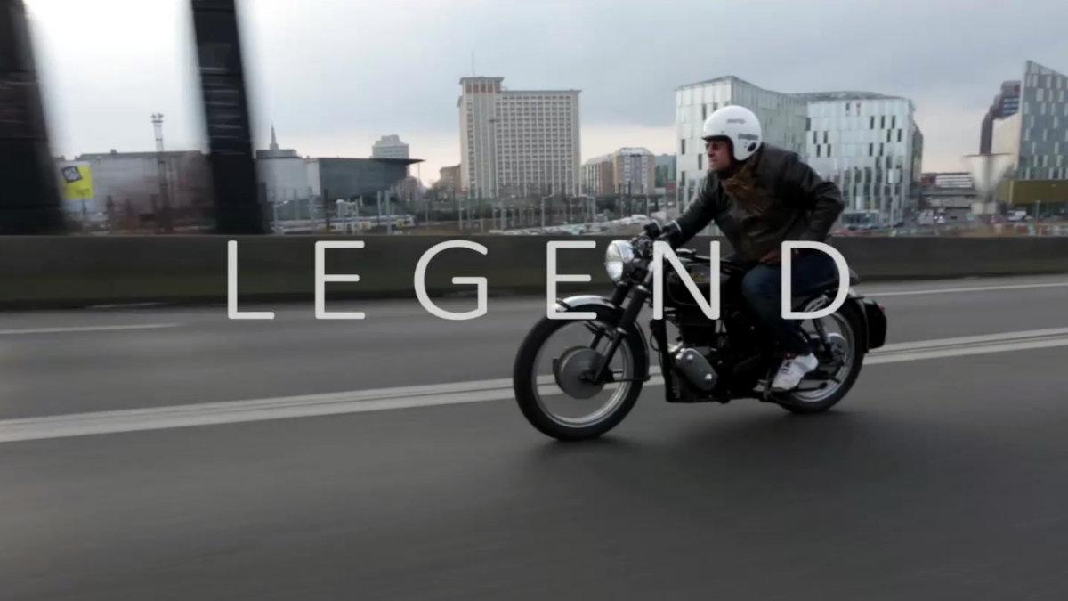 Legend Motors : pourquoi roule-t-on ? En voilà une question !