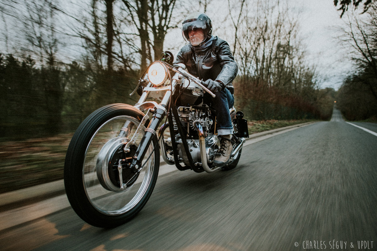 RAD Motorcycles Magazine : notre virée belge dans le #21 !